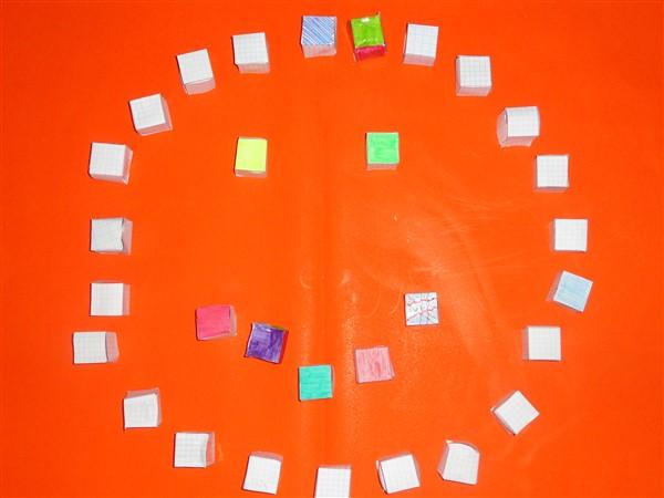 Cubes Et Pixel Art En 6eme